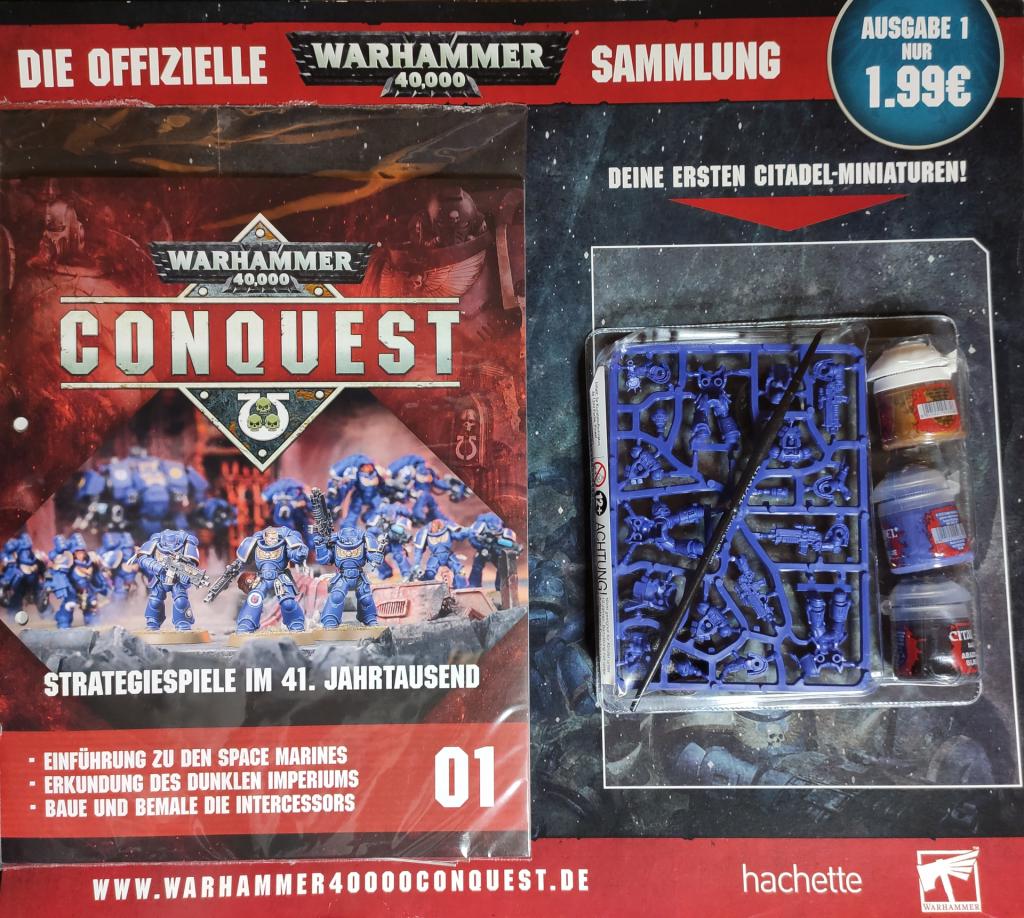Warhammer 40.000 Conquest Ausgabe 1