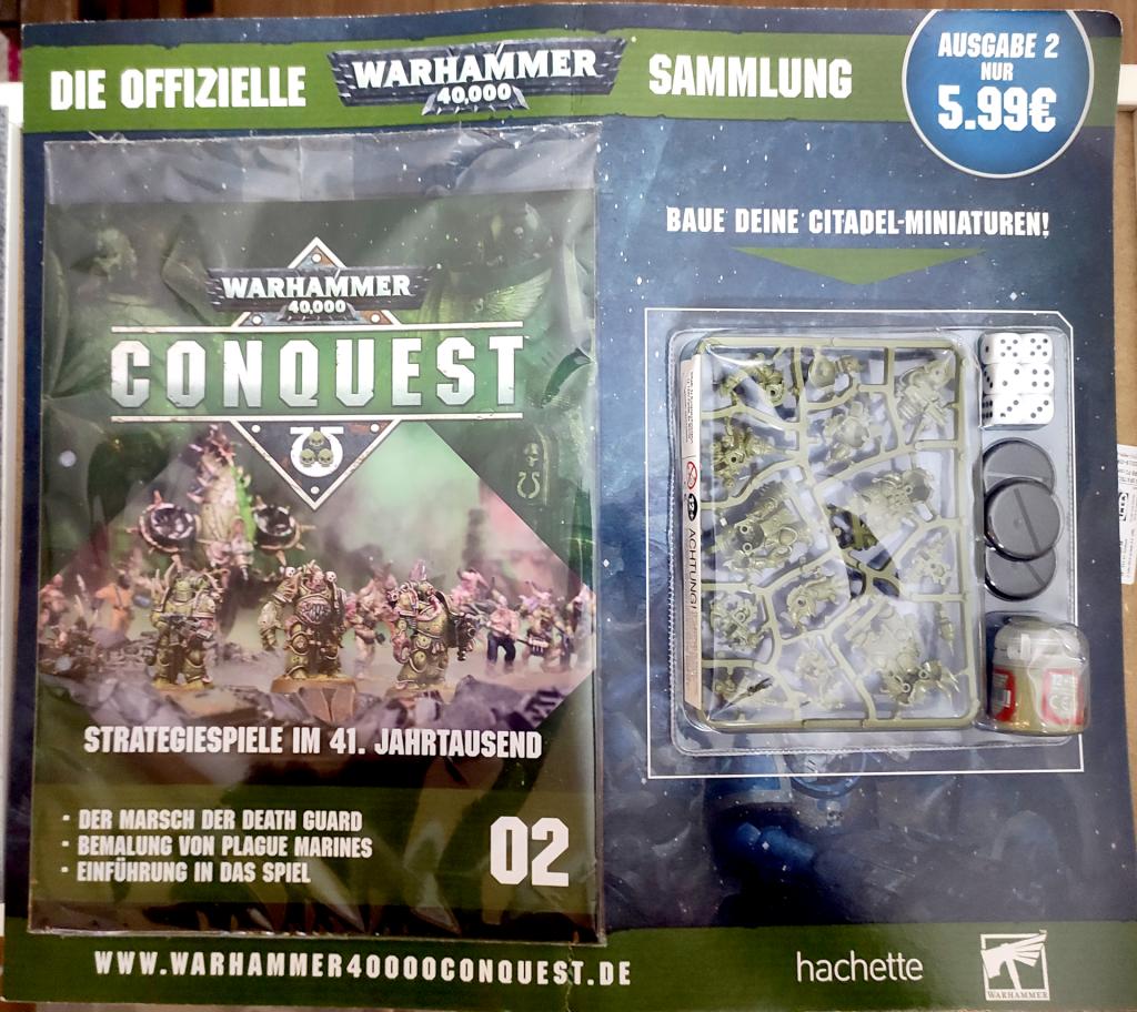 Ausgabe #2 Warhammer Conquest