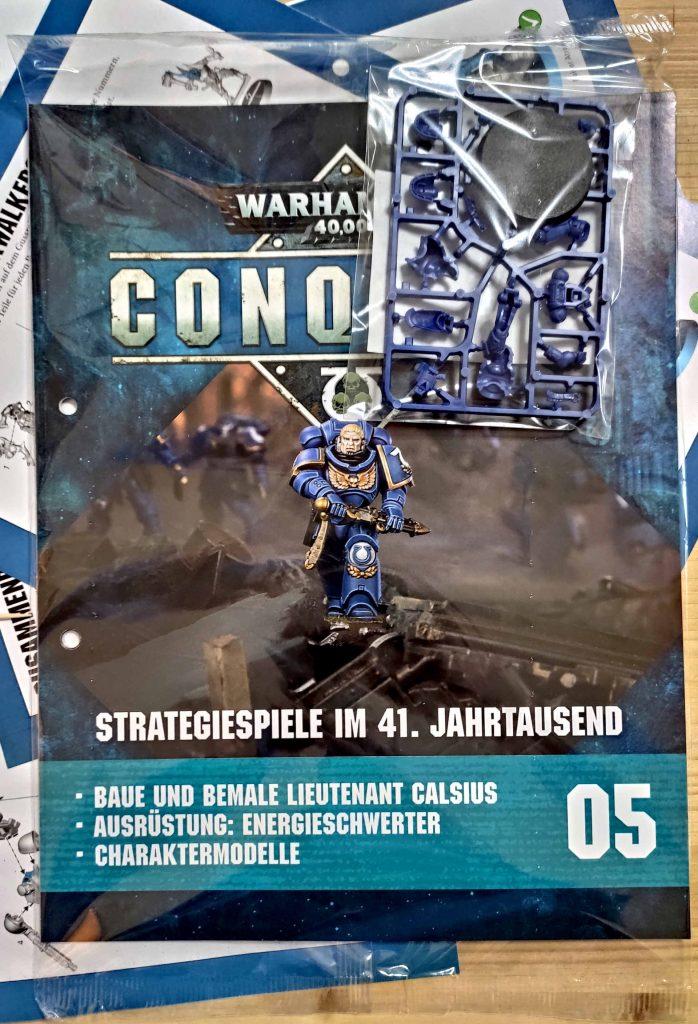 Warhammer 40.000 Conquest Ausgabe 5