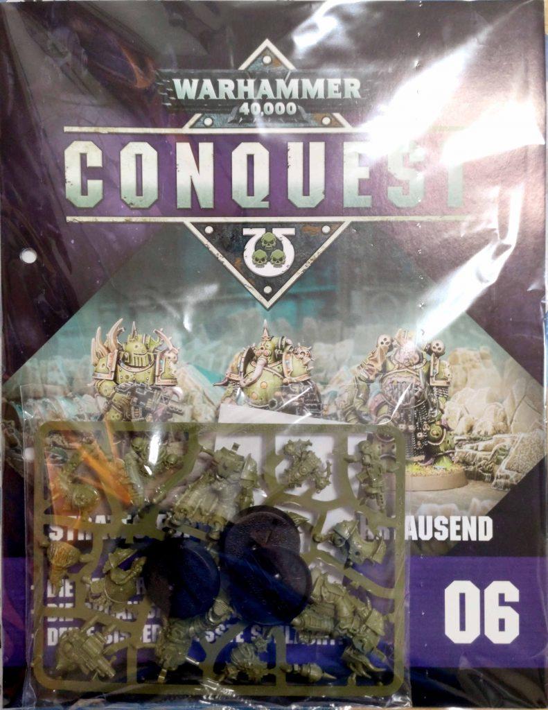 Warhammer 40.000 Conquest Ausgabe 6