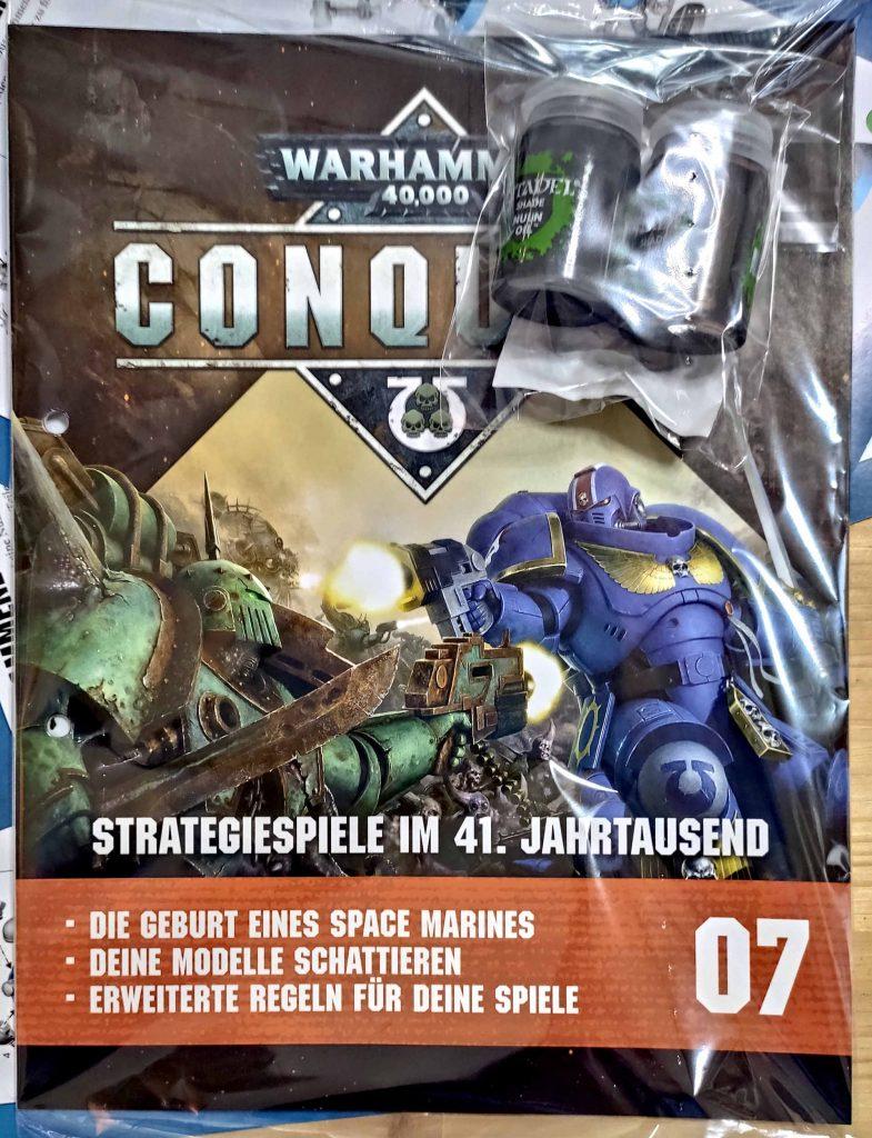 Warhammer 40.000 Conquest Ausgabe 7