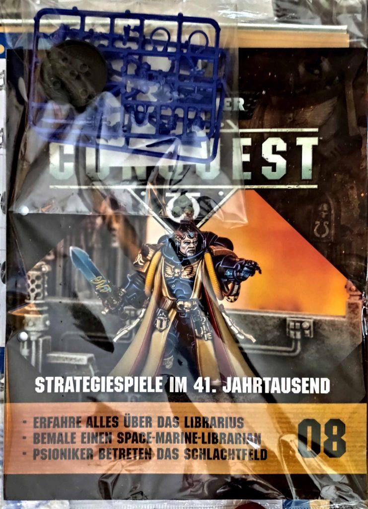 Warhammer 40.000 Conquest Ausgabe 8