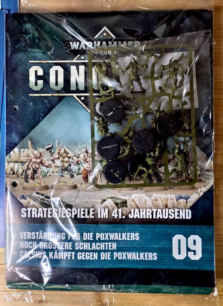 Warhammer 40.000 Conquest Ausgabe 9