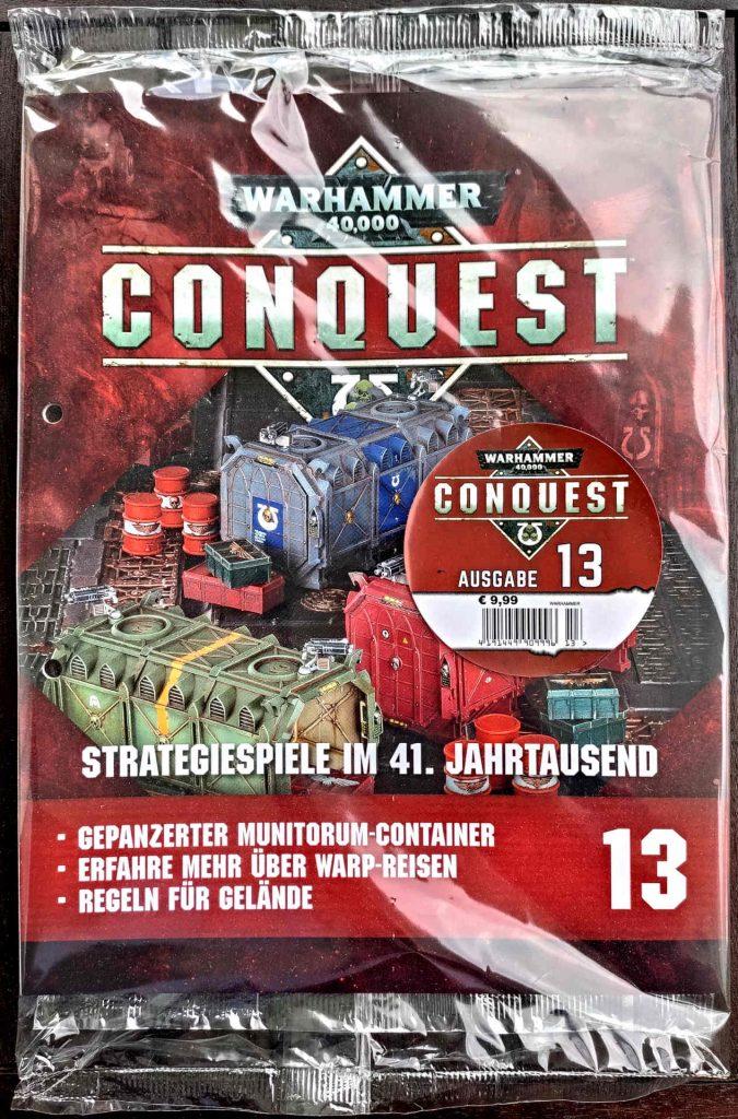 Warhammer 40.000 Conquest Ausgabe 13