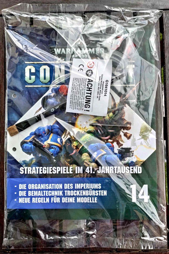Warhammer 40.000 Conquest Ausgabe 14