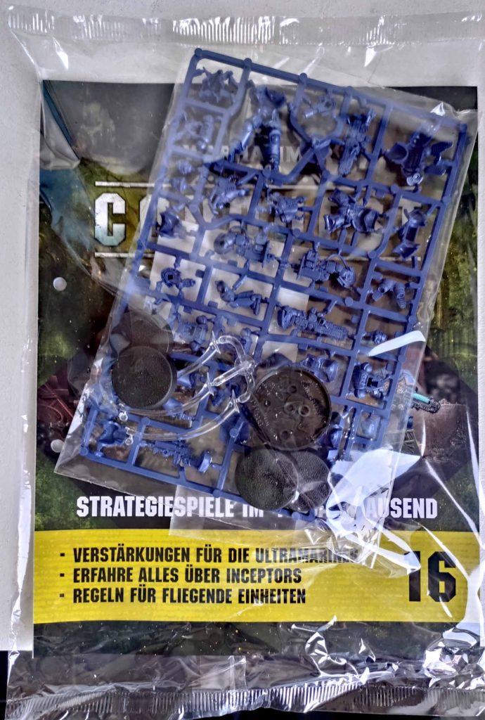 Warhammer 40.000 Conquest Ausgabe 16