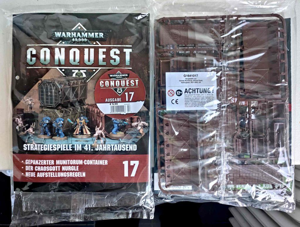 Warhammer 40.000 Conquest Ausgabe 17