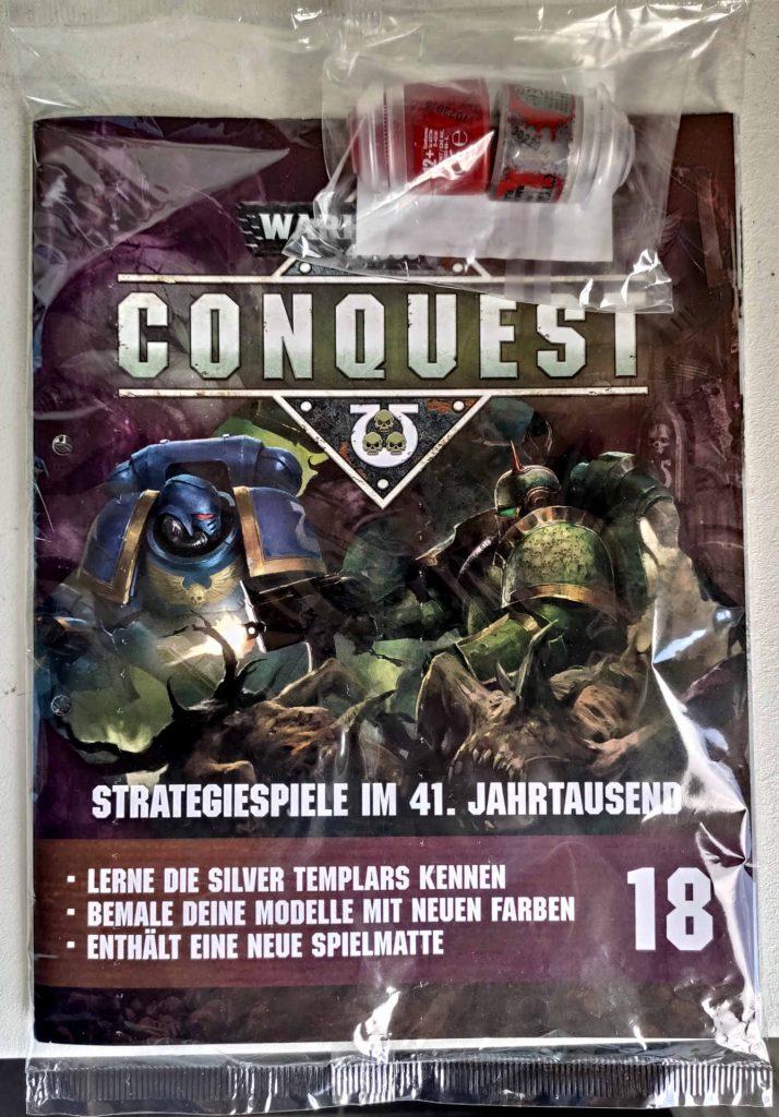 Warhammer 40.000 Conquest Ausgabe 18