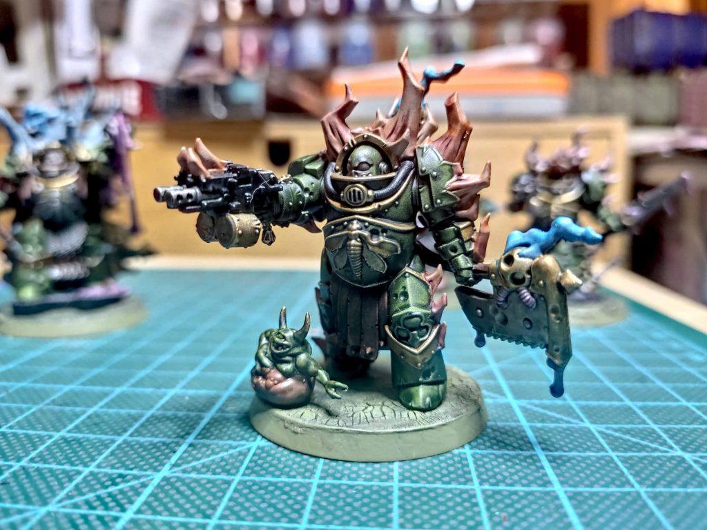 Warhammer 40.000 Conquest Blightlord Terminator