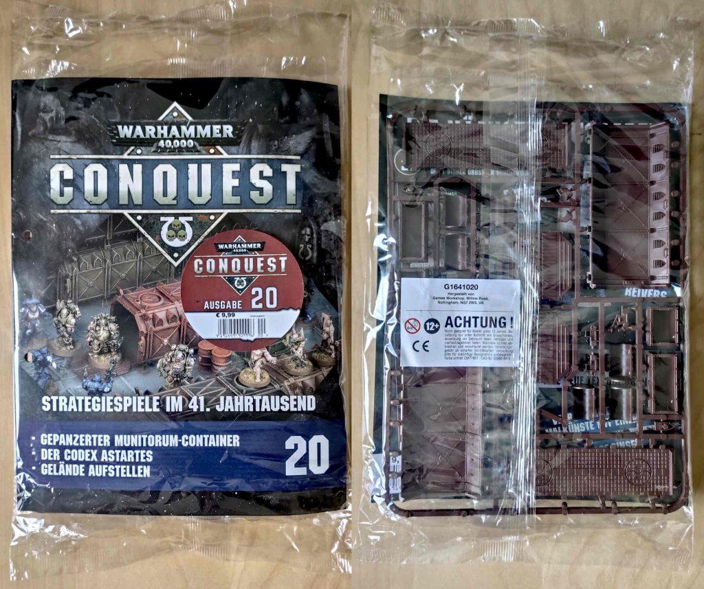 Warhammer 40.000 Conquest Ausgabe 20