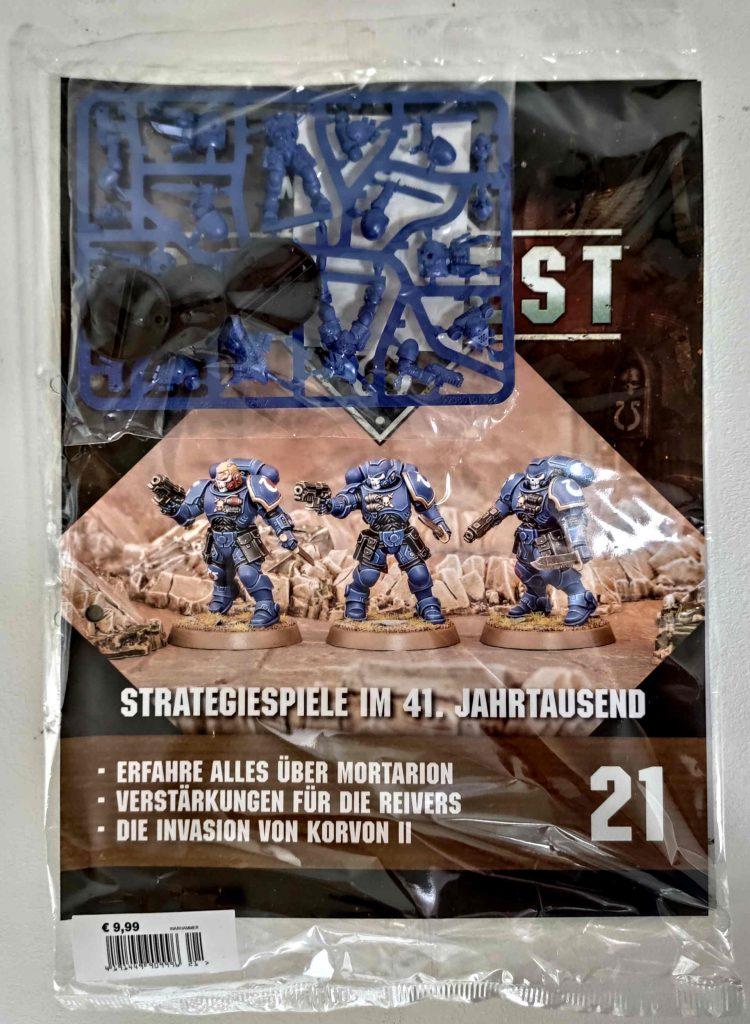Warhammer 40.000 Conquest Ausgabe 21