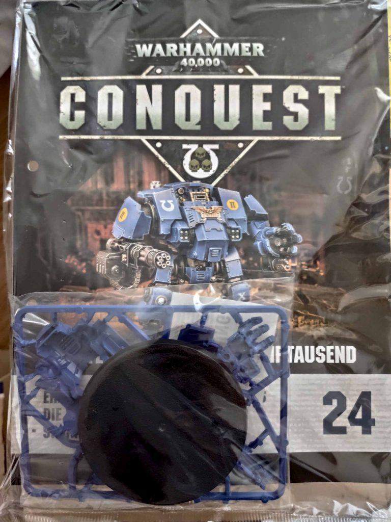 Warhammer 40.000 Conquest Ausgabe 24 - Redemptor Dreadnoughts 1/2