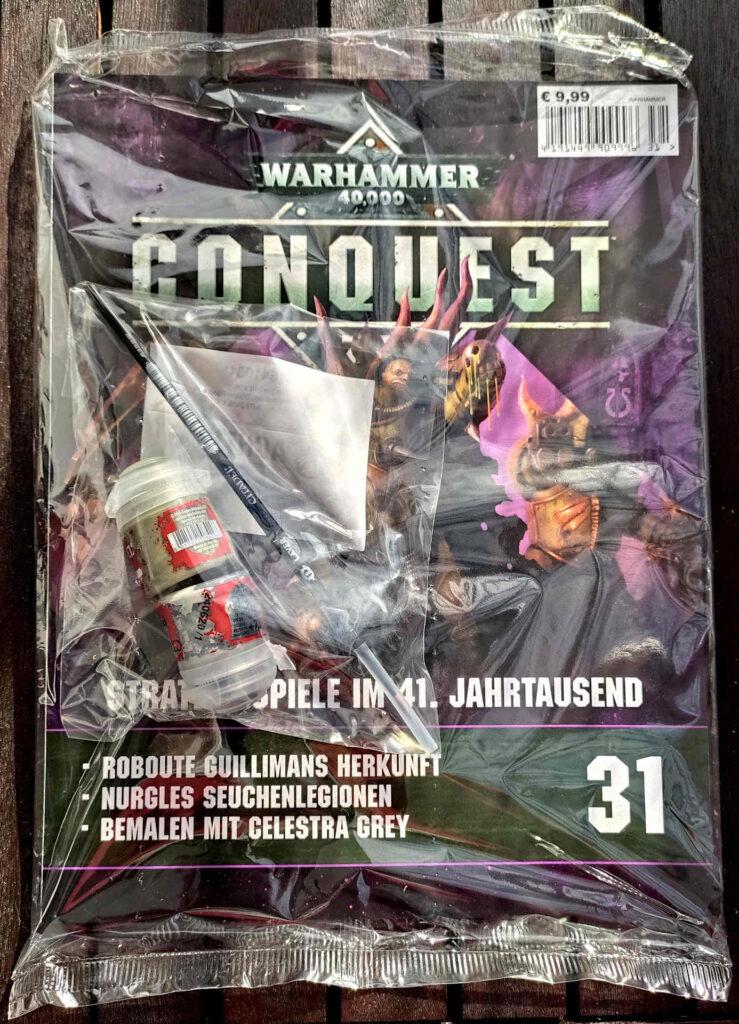 Warhammer 40.000 Conquest Ausgabe 31 - Primaris-Apothecarius