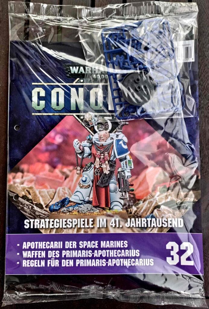 Warhammer 40.000 Conquest Ausgabe 32 - Primaris-Apothecarius