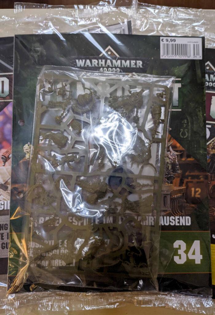 Warhammer 40.000 Conquest Ausgabe 34 - Anführer der Death Guard