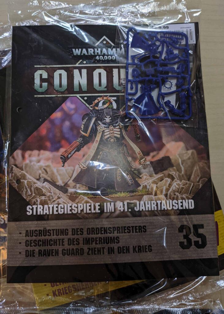 Warhammer 40.000 Conquest Ausgabe 35 - Primaris-Ordenspriester