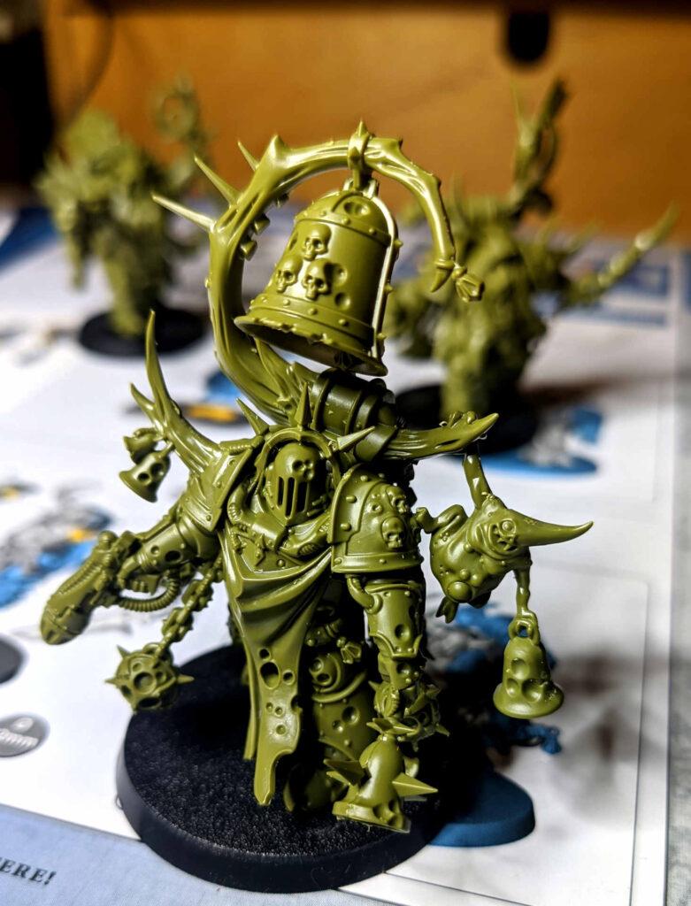Warhammer 40.000 Conquest Ausgabe 34 - Faeulnisgloeckner