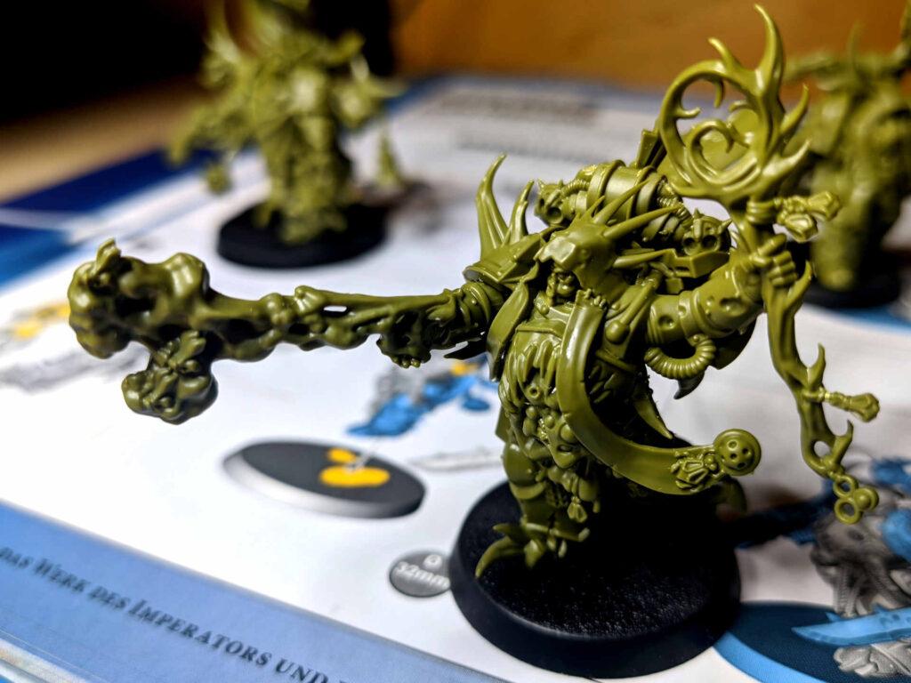 Warhammer 40.000 Conquest Ausgabe 34 - Seuchenhexer