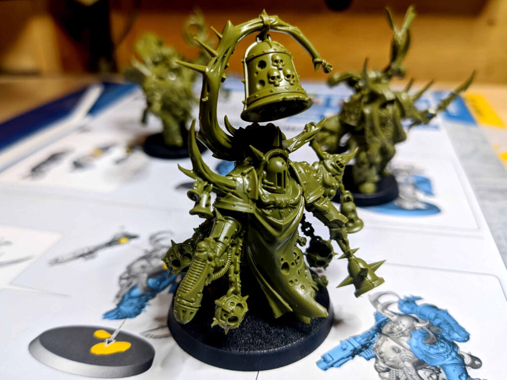 Warhammer 40.000 Conquest Ausgabe 34 - Faeulnisgloeckner seite