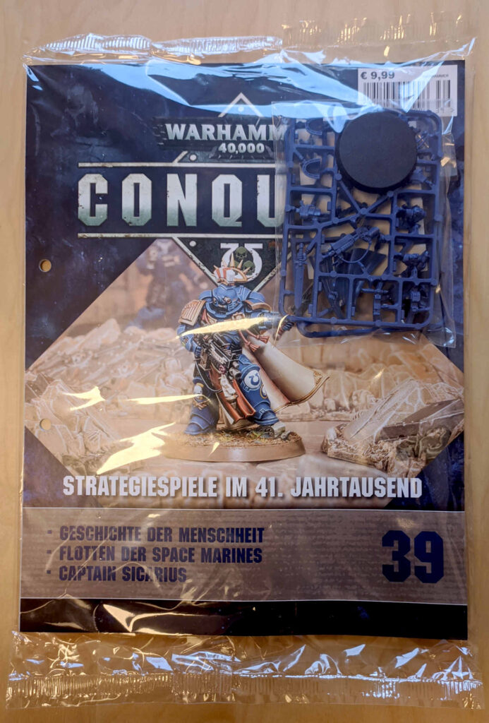 Warhammer 40.000 Conquest Ausgabe 39 - Primaris-Captain