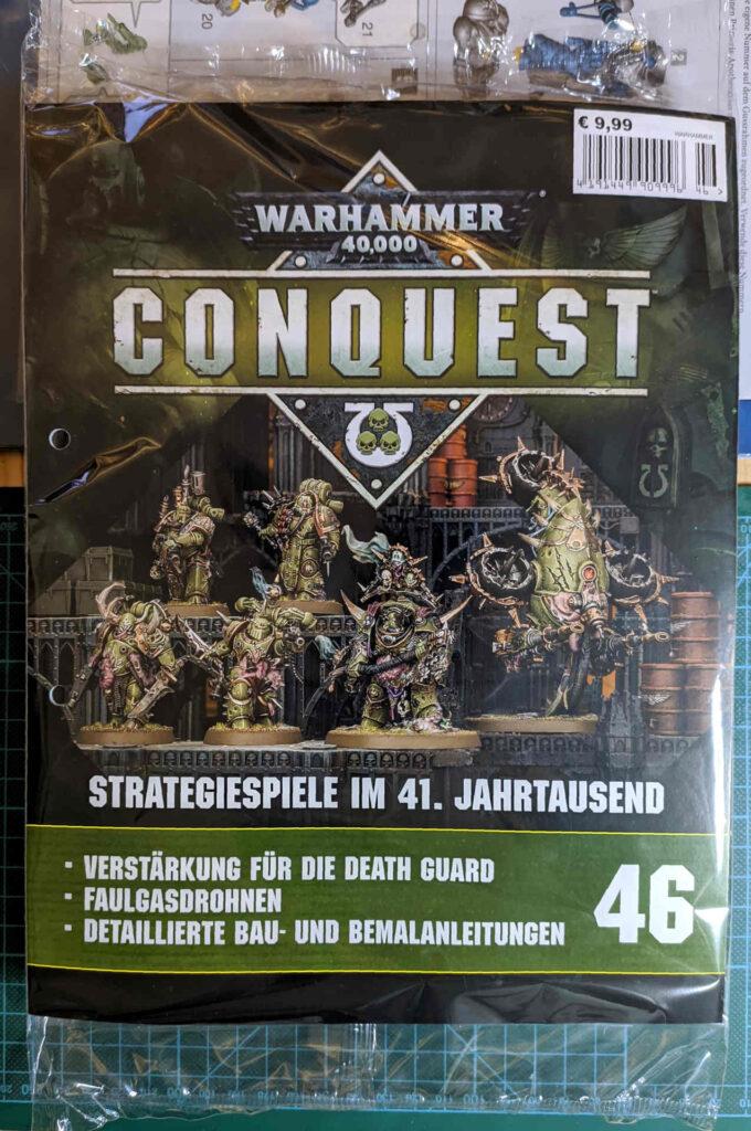 Warhammer 40.000 Conquest Ausgabe 46 - Verstärkung für die Death Guard